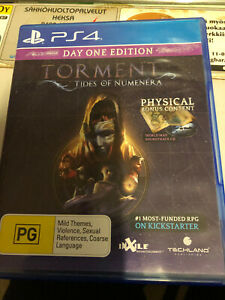 TORMENT TIDES OF NUMENERA - DAY ONE EDITION