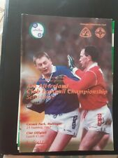 Gaa Club semi Knockmore Mayo vs Eire og Carlow football 1997