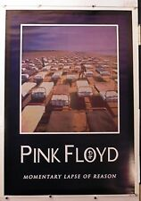 "PINK FLOYD Momentary rare vintage POSTER 25.25""x35.50"" NOS (b302)"