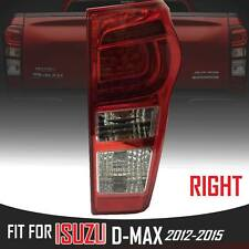 RIGHT RH LED REAR RED CLEAR TAIL LIGHT LAMP ISUZU D-MAX DMAX RODEO PICKUP 12-17