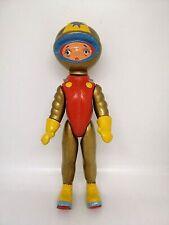 Soviet USSR Vintage Plastic Doll SPACE ASTRONAUT TOY 1960s. Super Rare!!!