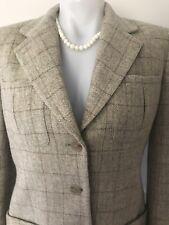 Ralph Lauren Woman's 100% Wool Jacket Beige ~ Sz 4 ~ Elegant