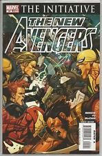 The New Avengers #29 : The Initiative
