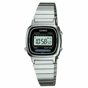 CASIO OROLOGIO DIGITALE DONNA LA670WA-1DF