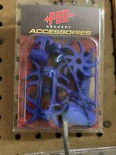 NEW PSE ARCHERY BLUE COLORED DAMPNER KIT FOR PSE BOW