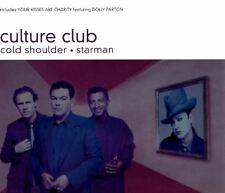 CULTURE CLUB cold shoulder / starman (CD single) synth pop
