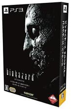 PS3 Biohazard HD Remaster Collector's Package New