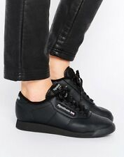 BNIB Reebok Classic (RRP $AUD130) Princess Black Sneakers - Women's US/AU7.5