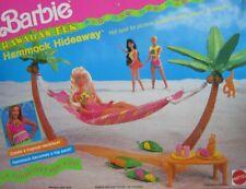 Hawaiian Fun HAMMOCK HIDEAWAY Playset Barbie