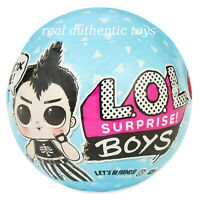 LOL SURPRISE * BOYS SERIES * DOLL BALL! NEW 2019 - REAL AUTHENTIC! NO DUPLICATES