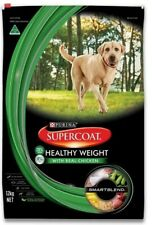 Purina Supercoat Adult Healthy Weight Dog Food Real Chicken 12kg Australian Made