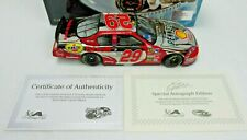 Kevin Harvick #29 Shell Autographed 2007 Monte Carlo SS Chrome 1 of 504