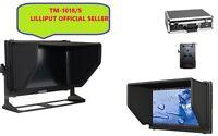 "LILLIPUT 10.1"" TM-1018/S SDI HDMI Loop  IPS Touch Peaking waveform+ V mount+Case"