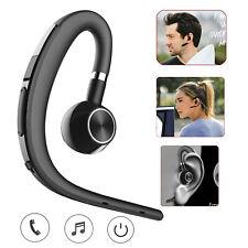 Handsfree Bluetooth Headset Earphone Earbud Headphone for Driver Trucker