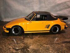 Revell 1:18 Scale Porsche 930 Turbo Slant Nose 1991 CabrioletCar Diecast Model
