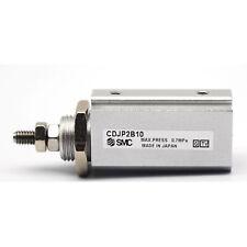 A● SMC CDJP2B10-10D Needle Cylinder Double Acting New