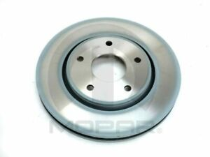 GENUINE MOPAR FRONT DISC BRAKE ROTOR 04779783AB CARAVAN TOWN & COUNTRY JOURNEY
