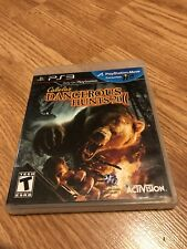 Cabela's Dangerous Hunts 2011 (Sony PlayStation 3) Ps3 Game Only VC7