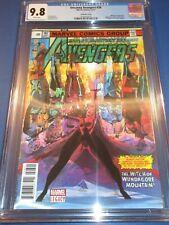 Uncanny Avengers #28 3D Variant CGC 9.8 NM/M Gorgeous gem Wow
