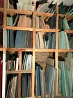 Large collection Deco Vitrolite Glass Panel Backsplash Architectural Antique