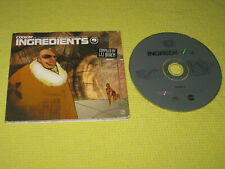 Ingredients Step 1 CD Album (compiled by LTJ Bukem) Dance Jazz Downtempo