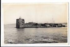 Fort Dennison, Sydney, NSW RP PPC, Unposted, Local Maker on Kodak Paper