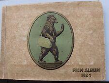 23883 Josetti Zigaretten Berlin Film Bilder Album Nr. 1 1931 272 Fotos actors