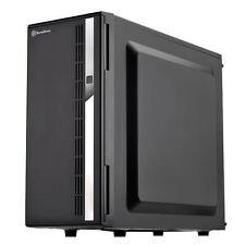 Silverstone SST-CS380B Mid Tower 8-Bay 3.5/2.5inch SAS/SATA Drives Case