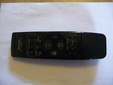 Genuine Original PANASONIC VEQ1658 VCR TV VIDEO REMOTE control