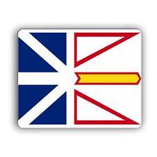 Newfoundland and Labrador Provincial Flag Mouse Pad Mouse Mat PC Desktop