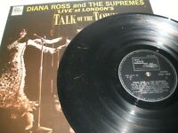Diana Ross and The Supremes 'Live' At London's Talk Of The Town 1968 STML 11070