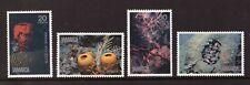 Jamaica MNH 1981 Marine Life Nature set mint stamps