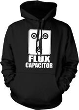 Flux Capacitor - Doc Time Machine Movie Sayings Hoodie Pullover