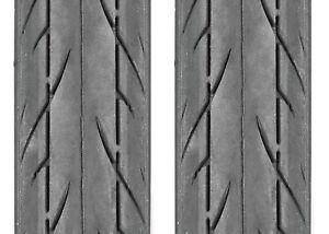 NOS PAIR DURO 650 x 23C TIRES FIXED GEAR SEMI-SLICK TRAIN TRACK SHIPS FREE USA