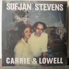 SUFJAN STEVENS 'Carrie & Lowell' Vinyl LP NEW/SEALED