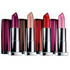 NEW Maybelline colour sensational lipstick choose your shade