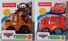#12 CARS Shake´n Go! Fisher-Price neu OVP-Disney-Pixar-Auto-Aussuchen : Mater, .