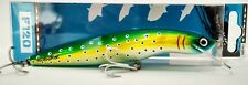 Bluewater Classic F120 +3mt 19gr Trolling Lure Color Dorado