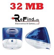 Ram 32 MB DIMM Memory PER IMAC APPLE PC 100 MHZ set 2