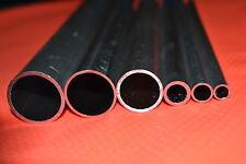Barra Rotonda Alluminio Cavo Tubo Albero Varie Lunghezze E Diametri 6mm - 1000mm