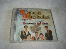 Huracanes del Norte - Tesoros Musicales CD SEALED 2003 Sony Discos