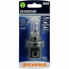 SYLVANIA 9004 SilverStar High Performance Halogen Headlight Bulb, High/Low Beam