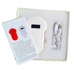 Chiplesegerät Premium RFID ISO Mikrochip Reader Transponder Tierchip Chipleser
