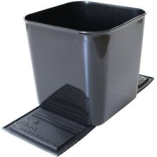 Auto Car Vehicle Garbage X-Large Can Trash Bin Waste Container Quality Plastic