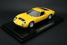 QUATTRORUOTE - LAMBORGHINI P400 MIURA (1968) - 1:24