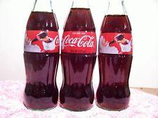 SANTA Christmas  bottles--2012-2013-2014-coca cola bottles