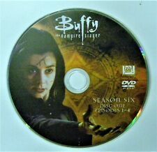 BUFFY THE VAMPIRE SLAYER - SEASON 6 DISC 1  REPLACEMENT DVD DISC ONLY