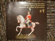 Sitzendorf Nice Catalog Of Porcelain Figurines
