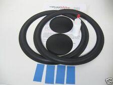 "Marantz M10 M16: 12"" Woofer Foam Kit - Speaker Repair w/ Shims & Dust Caps!"