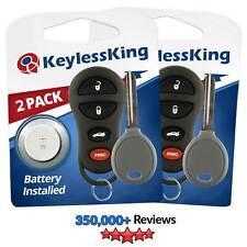 04602260 Y160-PT Key Fob fits 2001-2006 Chrysler Jeep Dodge Keyless Entry Remote Key